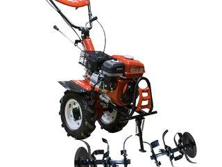 Мотоблок/Motocultor 7c.p. Hwasdan HSD1G-100,benzina,reductor, Garantie 2 ani/Livrare Gratuita/0%rate