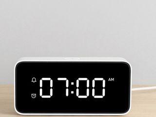 Оригинальный Xiaomi часы бытовые креативные смарт-будильник.