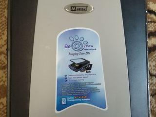 Сканер Mustek BearPaw 4800 TA PRO II