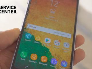 Samsung Galaxy A8 (SM-A530FZKDSEK)  Треснуло стекло заменим его!