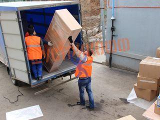Transport de marfuri & hamali