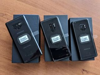 Samsung Galaxy - Din Europa