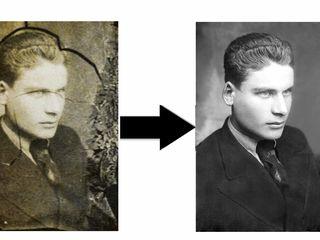 Восстановление старых , обновление современных фото