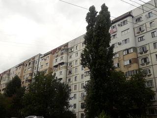 Apartament cu două camere 55m2 | 5/9 | Petru Zadnipru | Reparație cosmetică | 2 lodjii