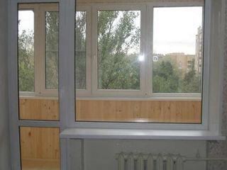 Балконные двери, балконная дверь с окном, двери балконные пл.