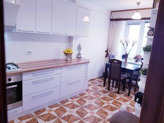 Chirie,Buiucani,Alba Iulia colt Ghibu, 2 odai plus living,bloc nou!!!