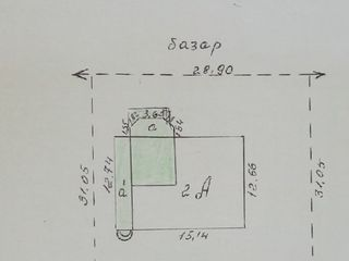 Нежилое помещение 98,4 м. 2. в самом центре г. Рыбница 45000$