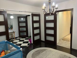 Apartament mobilat -este amplasat intr-o zona linistita,infrastructura dezvoltata .