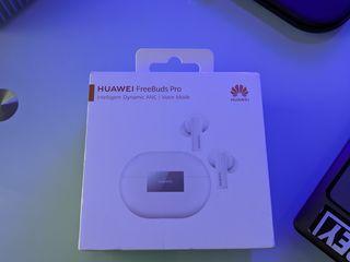 Наушники Huawei Freebuds Pro в белом цвете