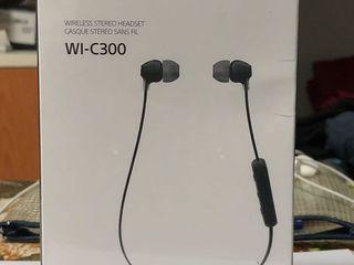 Sony Wirelles Headset