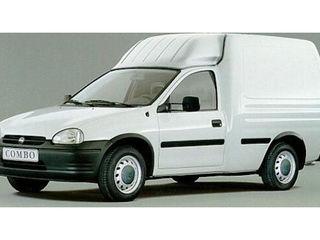 Opel c холодильником