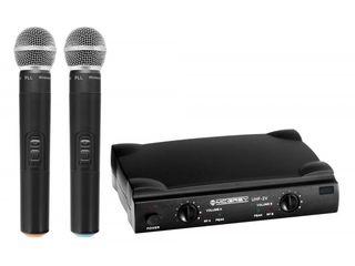McGrey 2V UHF Dual Vocal UHF - Set de microfoane wireless / Набор беспроводных микрофонов