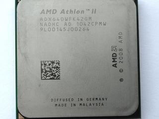 Athlon II X4 640 X3 435 Athlon 64 X2 4600 3800