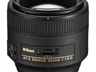 Nikon 85mm f/1.8G Nou