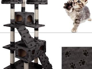 Домик для кота, кошки, когтеточка! Ansamblu pentru pisici.