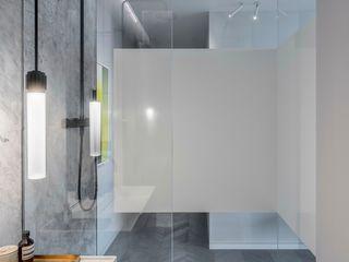 Дизайнерские нестандартные душевые для ванных