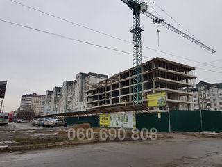 Bd. Mircea cel Batrin, apartament 3 odai 73 mp, etajul 7. Schimb