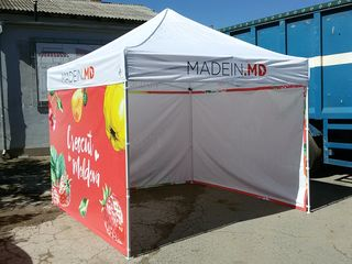 Палатки ez up 3x3 м. для выставок и торговли corturi montabil/dezmontabil pentru promo