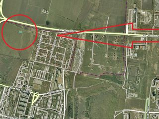 Sector in plina dezvoltare, Riscani, 6 ari