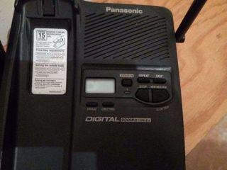 Panasonic KX-TC1503B с автоответчиком.Cостояние хорошее