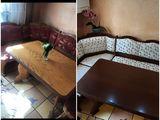 Ремонт диванов ,стульев, кресел ,кухонный уголок,лакирование,покраска, банкетки и пуфики