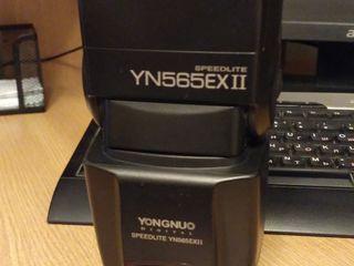 Вспышка Yongnuo 565 EX III для Canon_ la piese