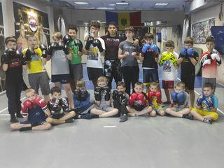 CSA-Ciocana MMA Kickboxing