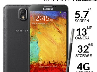 Samsung Galaxy Note 3 на запчасти -500 лей