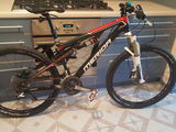 Merida 96 carbon, full xtr