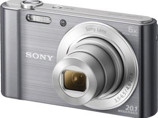 Sony Cyber-Shot DSC-W810, 20MP. sigilat 50e