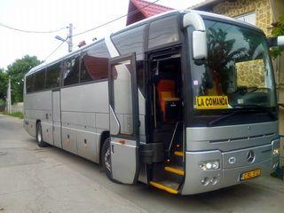 Ruta Chisinau Paris cu autocarul