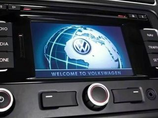 GPS Navi Skoda - Discover Media - VW RNS 315 MAP Europa 2019 Est + West SD Card