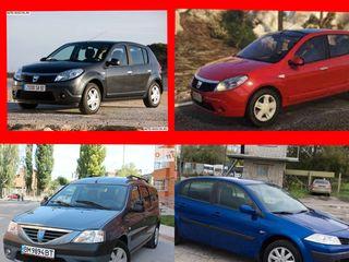 Piese Dacia Logan Sandero Mcv//renault Megane 2 Scenic 2