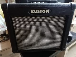 Kustom kga10fx 10 watt lear guitar amplifier