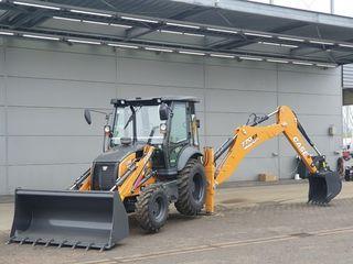 Excavator case 770 ex magnum-4wd 4x4 / экскаватор case 770 ex magnum-4wd 4x4