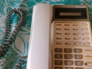 Аналоговый системный телефон