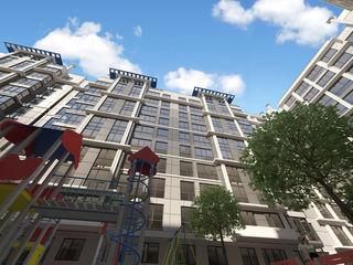 Apartament cu 1 cameră 49,9 m2 Ciocana Bloc nou