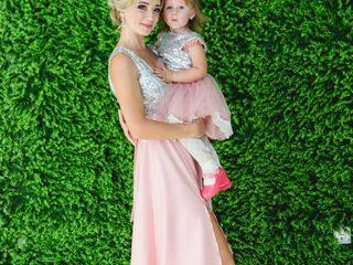 Rochie set mama-fiica, XS-S