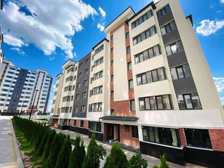 Vânzare! Apartamente cu 1, 2 și 3 camere în RATE, complexul Ion Buzdugan, Exfactor, Buiucani!