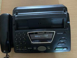 Vind Fax Panasonic KX FT72