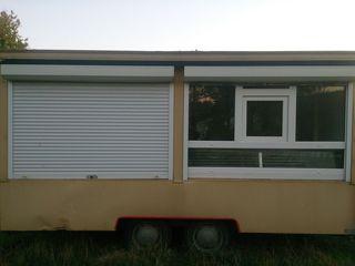 магазин на колесах с холодильной витриной
