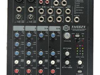 Mixer analogic Show XMG-62X. livrare în toată Moldova,plata la primire