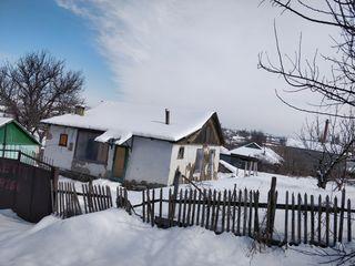 Участок в центре города Анены со старым домом