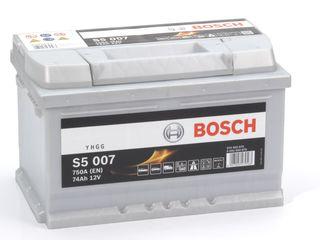 Acumulatoare Bosch in Moldova! Garantie 2 Ani! Livrare,instalare gratis! Made in EU!
