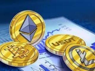 Куплю продам bitcoin/usdt/ltc/eth/wmz %