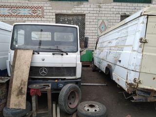 Mercedes 1317.  814.  711.  609.