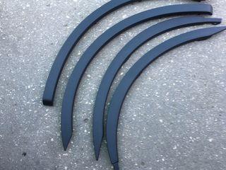 Arcuri de plastic pe aripi dacia logan si duster