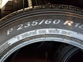 235 / 60 / R18   -  Pirelli   4 шт.