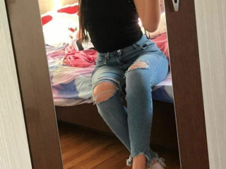 Симпатичная девушка