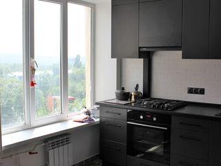 Apartament in centrul sectorului Riscani (2 camere + living si bucatarie)
